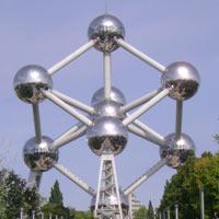Image of Atomium in Brussels